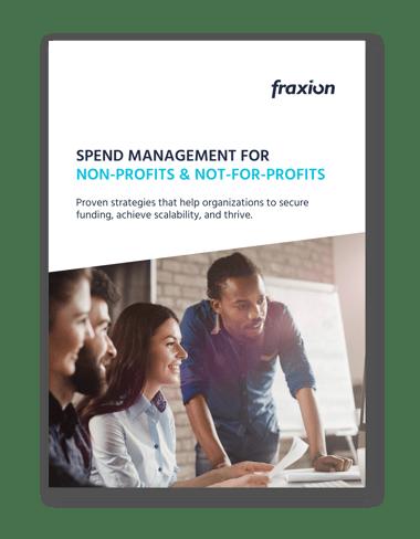 Fraxion for non-profits