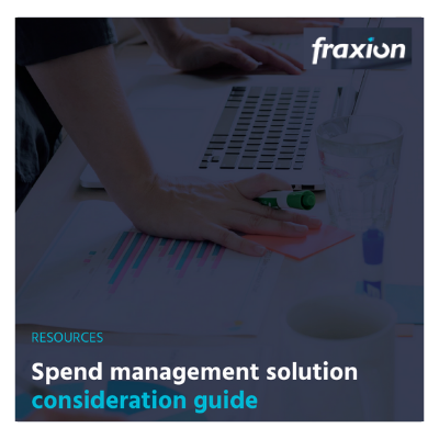 spend management solution