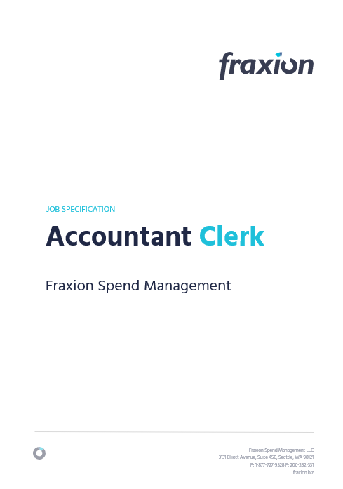 Accountant Clerk