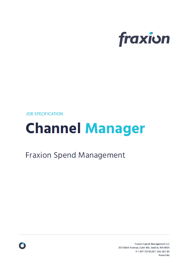 Channel Manager