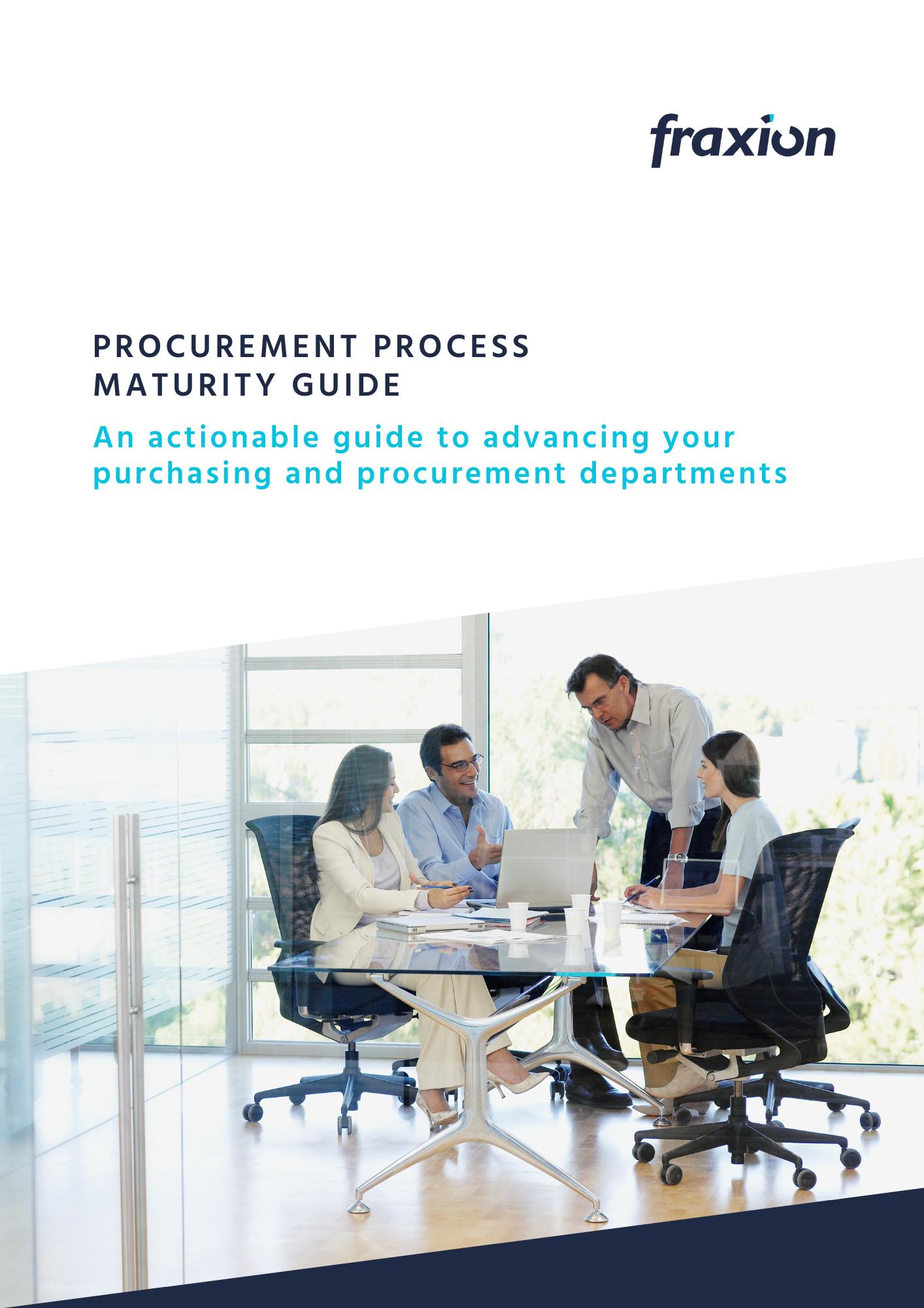 Procurement Process Maturity Guide